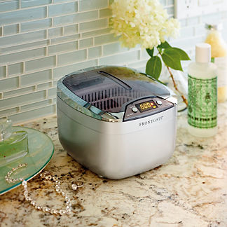 High Capacity Ultrasonic Jewelry Cleaner
