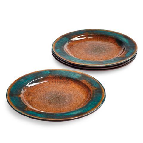 Transcendence Dinner Plates Set of Four  sc 1 st  Frontgate & Transcendence Melamine Dinnerware   Frontgate
