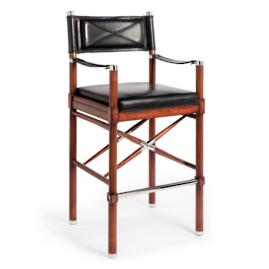 "Borneo Bar Stool (30""H seat)"