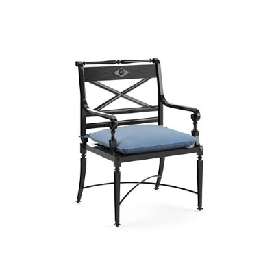 Single Piped Outdoor Chair Cushion Frontgate