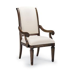 Avignon Dining Arm Chairs, Set of Two