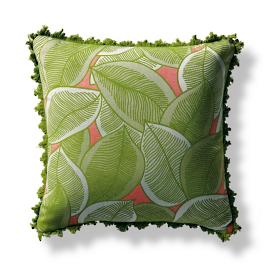 Lanai Leaves Gingko Outdoor Pillow