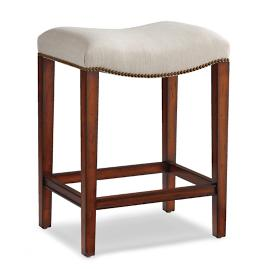 "Calais Counter Height Backless Bar Stool (26""H seat)"