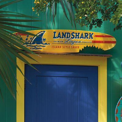 Margaritaville Landshark Sharkbite Pool Sign Frontgate