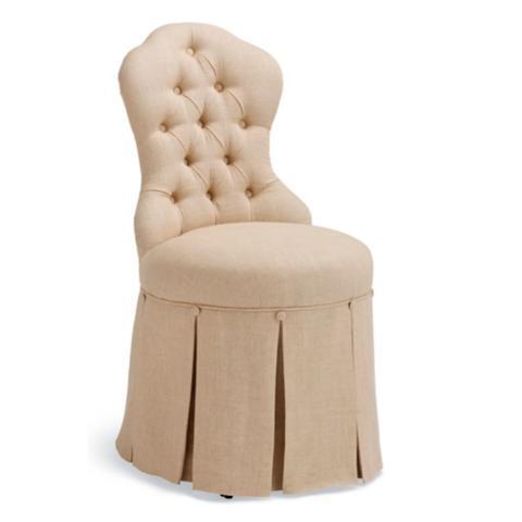 vanity chair. Sabrina Vanity Stool  Frontgate