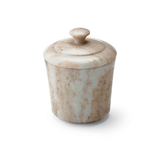 Canyon Ranch Natural Marble Canister