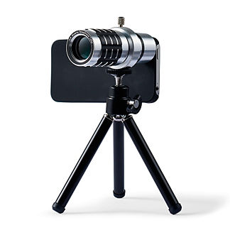 12x Zoom iPhone Lens Kit
