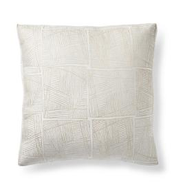 Lithograph Bisque Modern Boxed Pillow