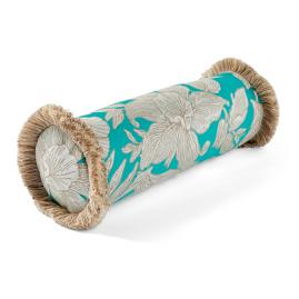 Bermuda Breeze Aruba Outdoor Bolster Pillow