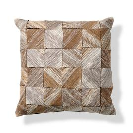 Basketweave Ombre Outdoor Pillow