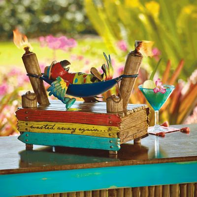 Margaritaville Wasted Away Again Table Torch Frontgate