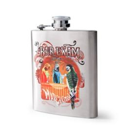 Margaritaville Bar Exam 6-oz. Stainless Steel Flask