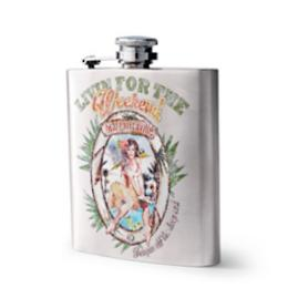Margaritaville Livin' for the Weekend 6-oz. Stainless Steel