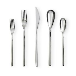 Dragonfly Flatware 5-piece Place Setting