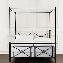 Catalina Iron Bed