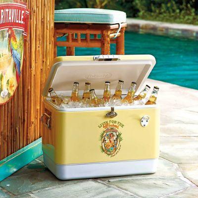 Margaritaville Hula Girl Cooler Frontgate