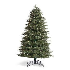 Fraser Fir Instashape Artificial Pre-lit Christmas Tree