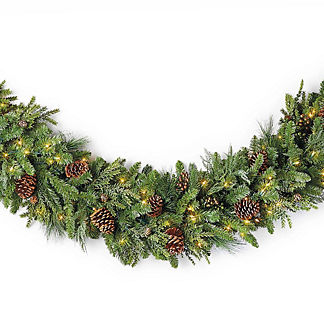 Grand Majestic Double-Sided Garland