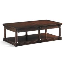 Monroe Coffee Table In Antique Black