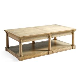 Monroe Coffee Table in Elm Grey