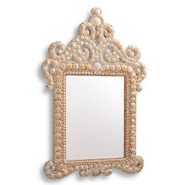 Marigot Shell Mirror