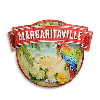 Margaritaville Tiki Hut Sign