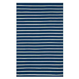 Schooner Pinstripe Indoor/Outdoor Rug