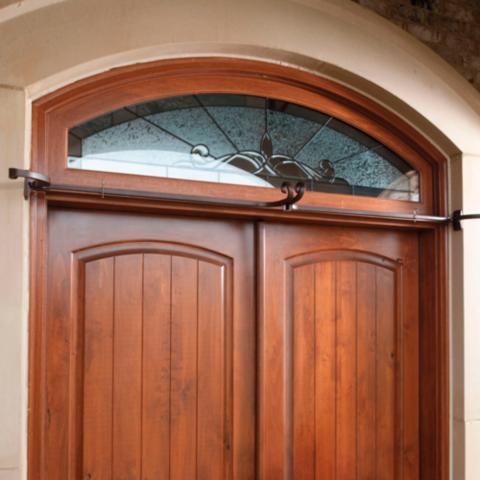 Double Door Garland Hanger Frontgate