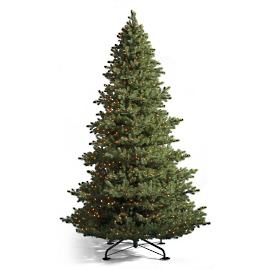 cambridge pine artificial pre lit christmas tree - Christmas Tree Decorating Ensemble Kits