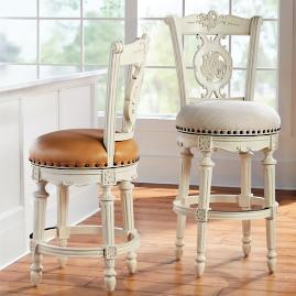 Provencal Grapes Bar & Counter Stool