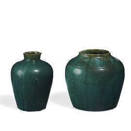 Emerald Rounded Pot