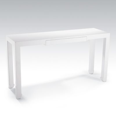 Chippendale Console Table Frontgate