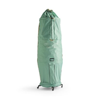 Adjustable Storage Bag With Rolling Stand For 6 9