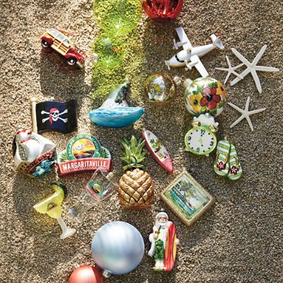 Margaritaville 30 Pc Ornament Set Frontgate