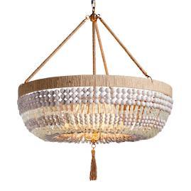 Arlington outdoor lighting collection frontgate nola beaded outdoor chandelier workwithnaturefo