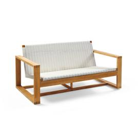 Laurent Loveseat by Porta Forma