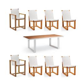 Laurent 7-pc. Dining Set