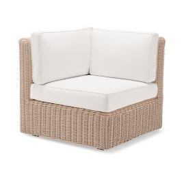 Hyde Park Corner Chair with Cushions in Ivory