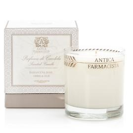 Antica Farmacista Damascena Rose Candle