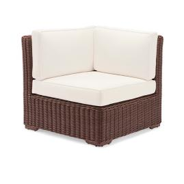 Anderson Corner Chair with Cushions