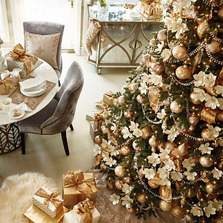 Shades of Gold Collection - Buy the Tree Look