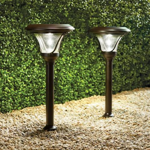 Pro series vi solar path lights