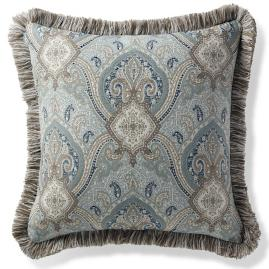 Oxford Indigo Outdoor Pillow