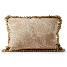 Aubusson Floral Decorative Lumbar Pillow