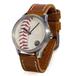 Chicago Cubs 2016 Playoffs Game-Used Baseball Watch