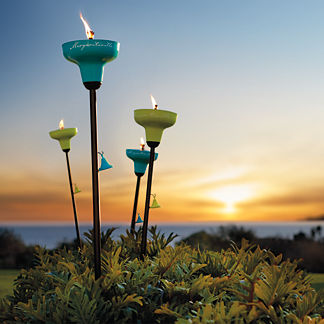 Margaritaville Party Torches, Set of Two