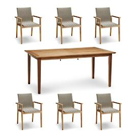 Savona Extending Dining Table
