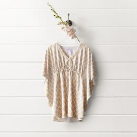 Gold Caftan Cover-up