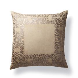 Ariana Metallic Applique Euro Sham