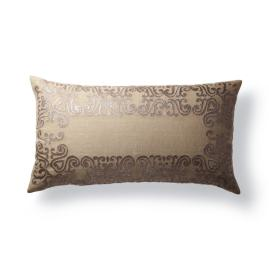 Ariana Metallic Applique Pillow Sham